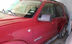 Ford Explorer 2008 Rojo -4