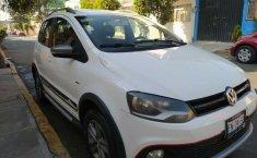 Volkswagen Crossfox 2012 Máximo Lujo Quemacocos Piel Standar Rines Aire/Ac Cd Llantas Nuevas-6