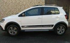 Volkswagen Crossfox 2012 Máximo Lujo Quemacocos Piel Standar Rines Aire/Ac Cd Llantas Nuevas-4