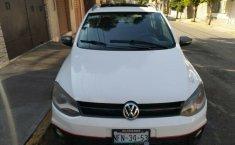 Volkswagen Crossfox 2012 Máximo Lujo Quemacocos Piel Standar Rines Aire/Ac Cd Llantas Nuevas-3