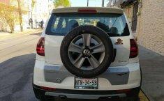 Volkswagen Crossfox 2012 Máximo Lujo Quemacocos Piel Standar Rines Aire/Ac Cd Llantas Nuevas-2