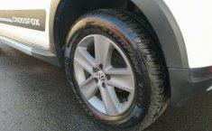 Volkswagen Crossfox 2012 Máximo Lujo Quemacocos Piel Standar Rines Aire/Ac Cd Llantas Nuevas-1