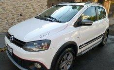Volkswagen Crossfox 2012 Máximo Lujo Quemacocos Piel Standar Rines Aire/Ac Cd Llantas Nuevas-0