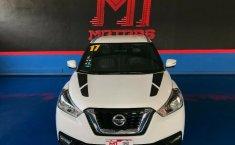Nissan Kicks Exclusive T/A 2017 Blanca $ 245,500-11