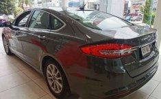 Ford Fusion 2017 4p SE Hibrido Aut-7