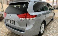 Toyota sienna xle piel quemacocos factura original-6