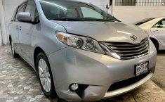 Toyota sienna xle piel quemacocos factura original-4
