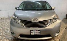 Toyota sienna xle piel quemacocos factura original-0