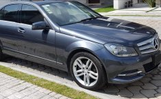 Mercedes Benz Clase C200 CGI Sport 2013 - 51,000 kms -1