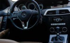 Mercedes Benz Clase C200 CGI Sport 2013 - 51,000 kms -11