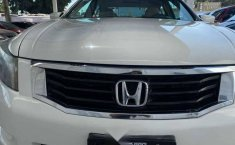 Honda Accord 2008 4p EX sedan V6 piel ABS q/c CD-18