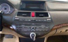 Honda Accord 2008 4p EX sedan V6 piel ABS q/c CD-16