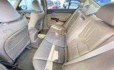Honda Accord 2008 4p EX sedan V6 piel ABS q/c CD-13