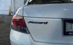 Honda Accord 2008 4p EX sedan V6 piel ABS q/c CD-12