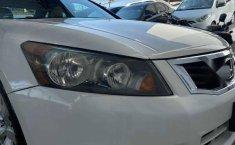 Honda Accord 2008 4p EX sedan V6 piel ABS q/c CD-11