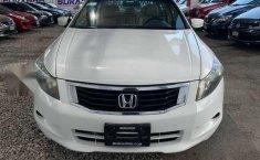 Honda Accord 2008 4p EX sedan V6 piel ABS q/c CD-10
