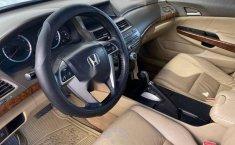 Honda Accord 2008 4p EX sedan V6 piel ABS q/c CD-8