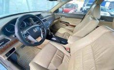 Honda Accord 2008 4p EX sedan V6 piel ABS q/c CD-5