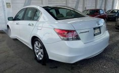 Honda Accord 2008 4p EX sedan V6 piel ABS q/c CD-0