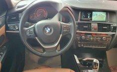 BMW X3 2017 5p sDrive 28i X Line L4/2.0/T Aut-6