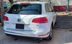 VW TOUAREG R LINE V8 TIPTRONIC 2016-14