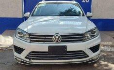 VW TOUAREG R LINE V8 TIPTRONIC 2016-3
