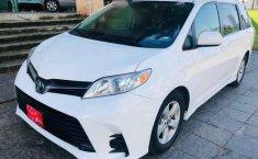 Toyota Sienna 2019 5p LE V6/3.5 Aut-0
