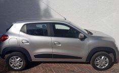 Renault Kwid Iconic 2020 | Gris Estrella | Excelentes condiciones-0