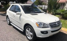 Mercedes benz ml500 seminueva 2 dueño impecable-2