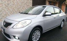 Nissan Versa 2014 Sense Standar Eléctrico Aire/Ac Sonido Stereo Airbags Faros Antiniebla-4