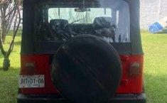 Bonito Jeep Wrangler 1992-7