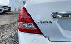 Nissan Tiida 2013 4p Sedan Sense 1.8 aut a/a-9