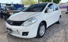 Nissan Tiida 2013 4p Sedan Sense 1.8 aut a/a-5