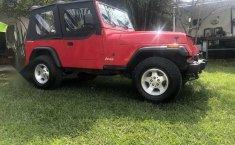 Bonito Jeep Wrangler 1992-1