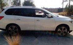 Nissan Pathfinder 2017 3.5 Exclusive 4x4 Cvt-0