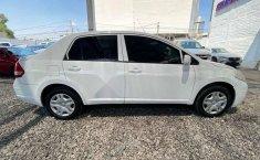 Nissan Tiida 2013 4p Sedan Sense 1.8 aut a/a-0