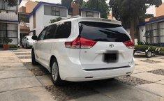 Toyota Sienna 2013 Blanco -2