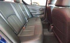 Nissan Versa 2018 4p Exclusive L4/1.6 Aut-12