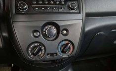 Nissan Versa Sence 2019 rojo-10