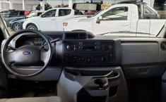 Ford Econoline E350 Xl Factura Agencia 15 Pasajero-9