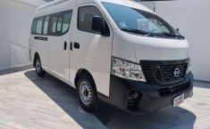 Nissan Urvan 2.5 Panel Ventanas Amplia Factura Age-9