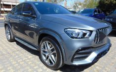 Mercedes Benz Clase Gle 53 Amg Coupe Gris-8