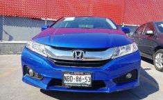 Honda City 2017 Azul -1