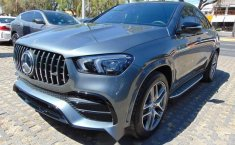 Mercedes Benz Clase Gle 53 Amg Coupe Gris-5