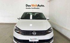Volkswagen Vento 2020 4p Comfortline L4/1.6 Aut-4