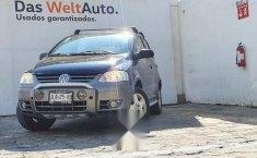 Volkswagen Crossfox 2007 1.6 Hb Mt-12