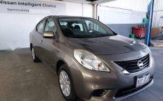 Nissan Versa 2014 1.6 Sense At-7