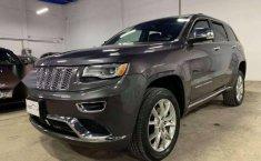 Jeep Grand Cherokee Summit 4x4 V8 2014 Fac Agencia-2