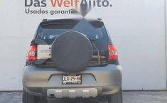 Volkswagen Crossfox 2007 1.6 Hb Mt-5