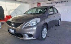 Nissan Versa 2014 1.6 Sense At-2
